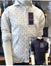 Camisa manga larga para nene. Estampa asteriscos Popeye