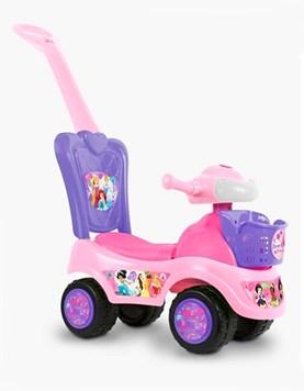 Andarin Princesa Ariel pata pata. Kuma Kids. Disney Licencia.