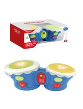 TIMBALES C/LUCES Y SONIDO E-LEARNING