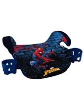 Butaca booster sin respaldo. Spiderman. 15-36kg. Disney Licencia.
