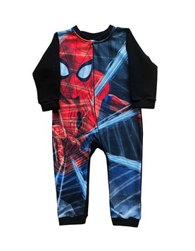 Enterito polar sublimado Spiderman Disney