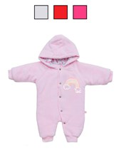 Astronauta plush termico beba. Colores surtidos. Baby Skin