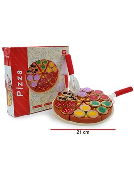 Juego de pizza. Phi Phi Toys.