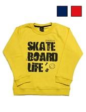 Buzo jr varon Skate. Colores surtidos. Gepetto