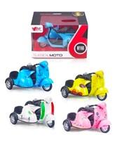 Scooter de Colección de Metal. Colores surtidos. JyF Toys.