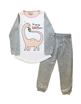 Pijama conjunto estampado Boneco. Disney.