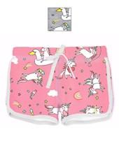 Short bb nena jersey estampado 'unicorn'. Colores surtidos. Gepetto