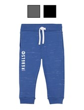 JOGGER RUST INYECT ESTAMP BB. COLORES SURTIDOS. GEPETTO