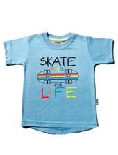 Remera bebe M/C Skate. Gruny
