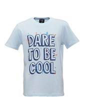 "REMERA BOYS JERSEY M/C ""COOL"". POSTO 5."