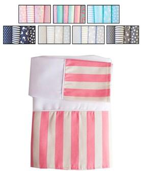 Sabanas estampada para Practicuna (Para usar con colchones de 70 x 110 cm). Colores surtidos. America.