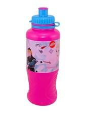 Botella Frozen ergonomica rosa. Disney