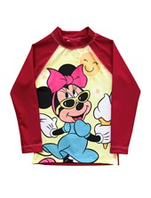 REMERA M/L MINNIE HELADO UV50+. DISNEY