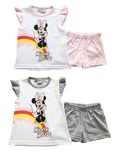 Conjunto beba Minnie. Colores surtidos. Disney