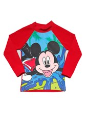 REMERA MICKEY UV50+. DISNEY