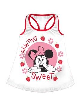 Remera musculosa Minnie. Disney