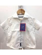 Camisa M/C bebe blanca. Popeye.