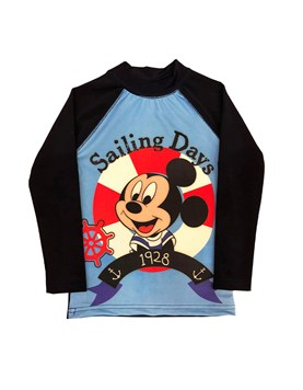 REMERA M/L MICKEY UV50+. DISNEY