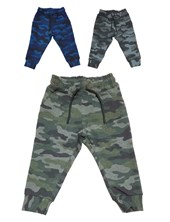 Jogging bebe camuflado. Colores surtidos. Flirty