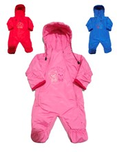 Astronauta liso bebe. Colores surtidos. Mac Dash