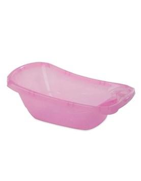 Bañadera plastica Rosa perlado - 25 litros. Ok Baby
