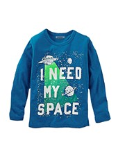 REMERA M/L SPACE. COLORES SURTIDOS. GRUNY