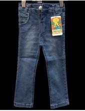 Pantalon jean bebe con gastado Popeye