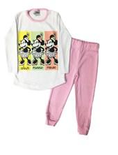 Pijama en conjunto INTERLOCK estampado Minnie. Disney