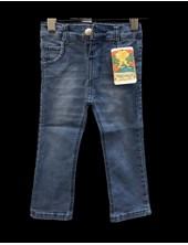 Pantalon de jean elastizado  bebe bigotes Popeye