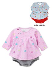 BODY ML VESTIDO PREMIUM