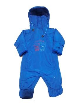 Astronauta liso AZUL bebe. Colores surtidos. Mac Dash