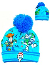 Gorro de lana Toy story con Pompon. Disney