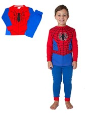 Pijama M/L Spiderman. Colores surtidos. Disney