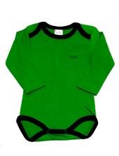 Pack 3 piezas body jersey + ranita plush rayado + saquito PLUSH. Rayado 5 variantes. PACHI
