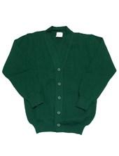Cardigan con botones Verde Pat y Ver. Consultar mas colores
