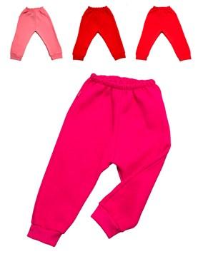 Pantalon de Frisa de Beba Con Puño Varios Colores Gamise