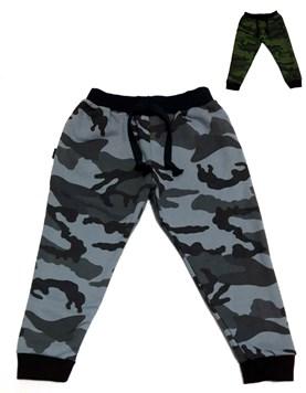Pantalon Jogging Friza Camuflado Bebe Compacto