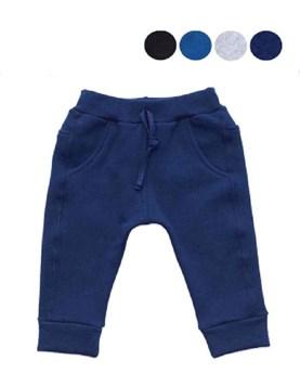 Pantalon de Frisa con Recorte Baby Skin