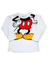 Remera bebe M/L Mickey cuerpo. Disney