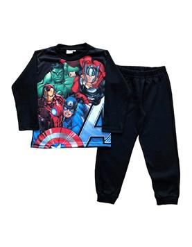 Pijama Manga Larga nene Avengers. Disney