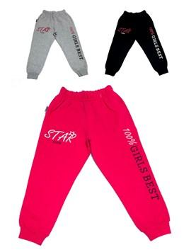 Pantalon Jogger para nena Estampado Star Gruny