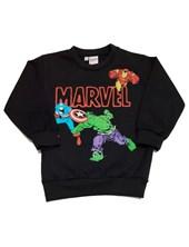 Buzo Frisa Niño Avengers licencia Marvel