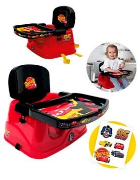 Silla de comer Tipo Booster Linea Cars Disney Articulo (WDISBCOM007)