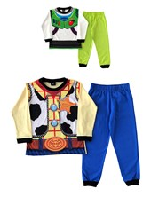 Pijama M/L nene Buzz/Woody Toy Story. Disney