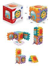 Cubo Didactico Desarmable Con Luz y Sonido E-Learning