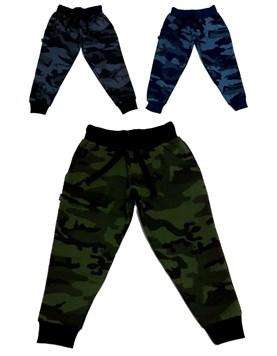 Pantalon Jogger Friza Camuflado Compacto