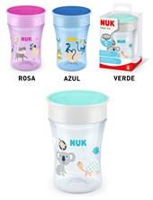 Vaso magic cup. Colores surtidos. Nuk