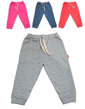 pantalon rustico con puño unisex premium